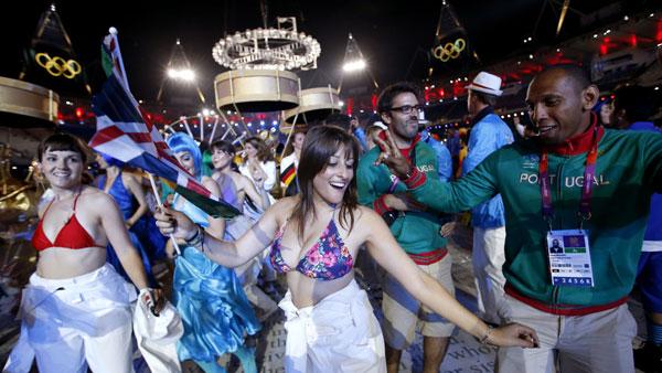 Απαράδεκτοι Βρετανοί, ξεφτιλισμένοι Ολυμπιακοί (Αγώνες)